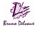 Description : Logo  BRUNO DELVAUX 140110